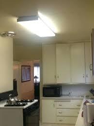 Kitchen Ceiling Lights Fluorescent Fluorescent Kitchen Light Fixtures Fluorescent Type Kitchen