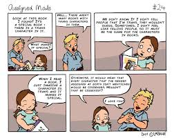 assigned male u0027 humor and insight while growing up trans susan u0027s