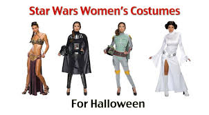 star wars halloween costumes for women stormtrooper darth vader