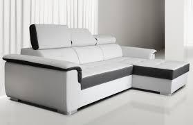 canap d angle blanc canape d angle à droite aversa blanc gris