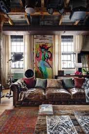 industrial style loft could you be loft and be loved home tours pinterest lofts