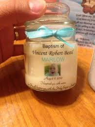 baptism candle favors baby baptism favor tags christening favor tags baptism tags
