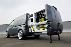 2007 Nissan Nv200 Concepts