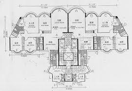 plan luxury mansions plans
