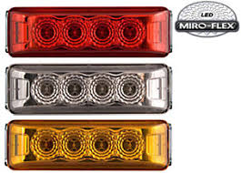 led side marker lights optronics inc