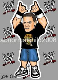 john cena color 2 by abnormalchild on deviantart