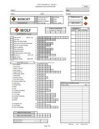 scout tracking sheets with a total advancement sheet that