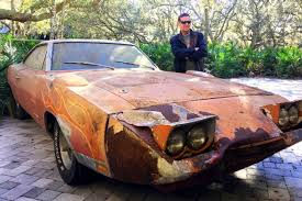 Muscle Car Barn Finds The Great Daytona Barn Find Now Has A New Home