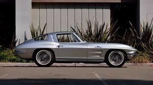 1963 corvette fuelie for sale 1963 chevrolet corvette split window fuelie with 39k original