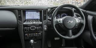 infiniti jeep interior 2016 infiniti qx70 s design review caradvice