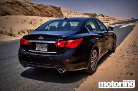2014 infiniti q50 review specs and prices in the middle