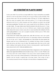 Authorization Letter For Proof Of Billing For Credit Card An Overview On Plastic Money Credit Card Emv