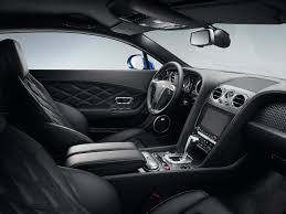 diamond bentley continental gt speed diamond quilted interior eurocar news