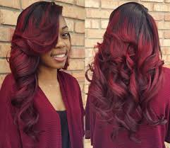 12 sew in hairstyles that will make you look completely gorgeous
