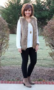 what to wear for thanksgiving day vests fur vests and thanksgiving