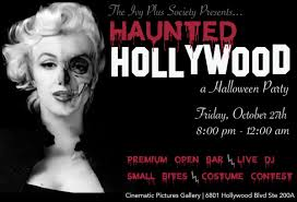 Most Haunted Halloween by La Haunted Hollywood Halloween Party U2013 The Ivy Plus Society