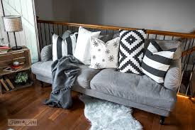 Ikea Sofa Pillows by How To Survive Things You Can U0027t Change Funky Junk Interiors