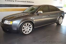 2003 audi rs6 for sale daily turismo 15k appreciation for depreciation 2003 audi rs6