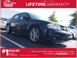 2013 dodge avenger warranty used 2013 dodge avenger for sale chattanooga tn