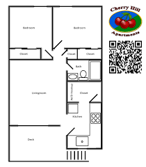 cherry hill apartments floorplans
