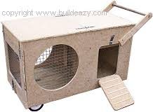 free rabbit indoor hutch and cage plans introduction