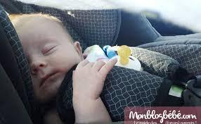siege auto avant voiture siège auto bébé en voiture la sécurité de bébé avant tout