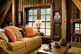 canapé grange chalet en bois à l âme très rustique canapé moderne les canapés