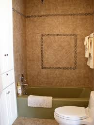 remodelaholic master bathroom redo with tile shower and tub surround