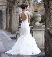 backless wedding dresses dressed up