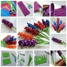 Make Flower With Paper - 7 beautiful and easy to make paper flowers to brighten up your home