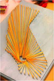 10 best stunning diy string art images on pinterest diy string