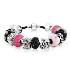 sterling silver charm bead bracelet images Sterling silver charm bracelets make your own charm bracelet jpg