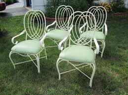 sold sold sold stunning set of four upholstered heavy tubular