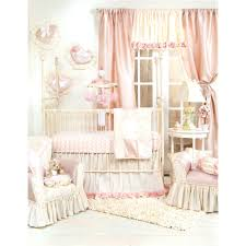 Dahlia Nursery Bedding Set Canopy Crib Bedding Set