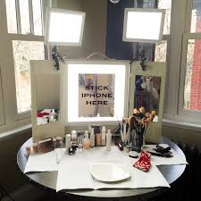 Makeup Classes Indianapolis How To Set Up A Home Makeup Studio U2014 Glossible