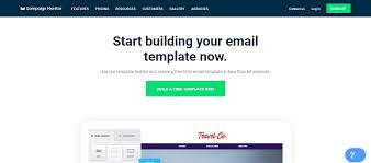 20 best responsive email templates creative wordpress themes