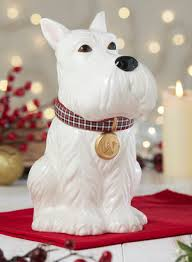 bhs westie ceramic cookie jar x christmas wish list pinterest