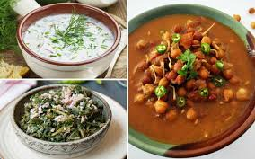 weeknight dinner recipes plan your meals with kala chana vali