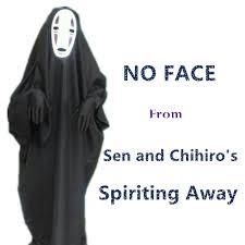 halloween costume sen and chihiro u0027s spiriting away no face cosplay