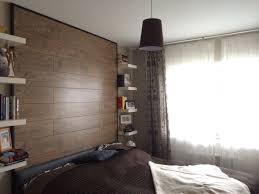 Schlafzimmer Wand Schlafzimmer Wand Mit Laminat Verkleidet Finished Diy