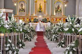 wedding church decorations awesome church altar decorations for weddings on decorations with