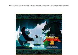 free download art kung fu panda 2 download