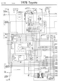 repair manuals toyota corolla 1978 wiring diagrams