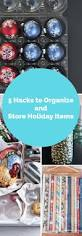 5 hacks organize and store holiday items organized mom