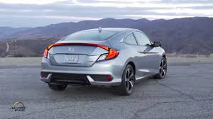 honda civic 2017 coupe 2017 honda civic coupe 1st drive with development leader john