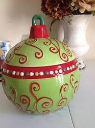ornament cookie jar ebay