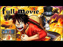 film ninja warrior sub indo one piece pirate warriors 3 full movie official ワンピース海賊無双