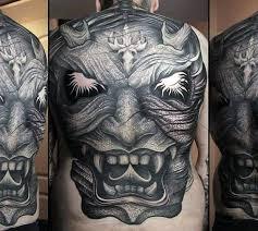 hannya mask tattoo black and grey 100 hannya mask tattoo designs for men japanese ink ideas