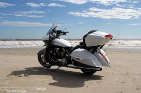 2016 victory cross country tour first ride review motorcycle usa