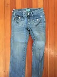 hollister light wash jeans hollister stretch light wash capri jeans women 3 ebay
